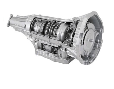 6L80E Transmission HD Remanufactured Chevy Gm Six-speed Automatic 2WD