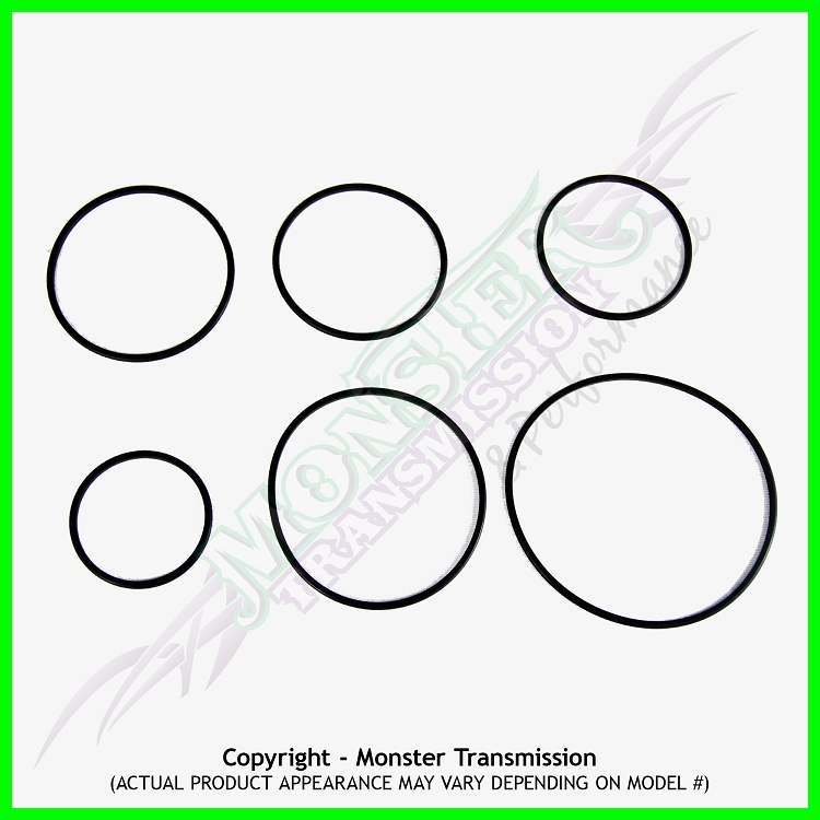 4l60e Teflon Ring Kit Servo Only 82 06