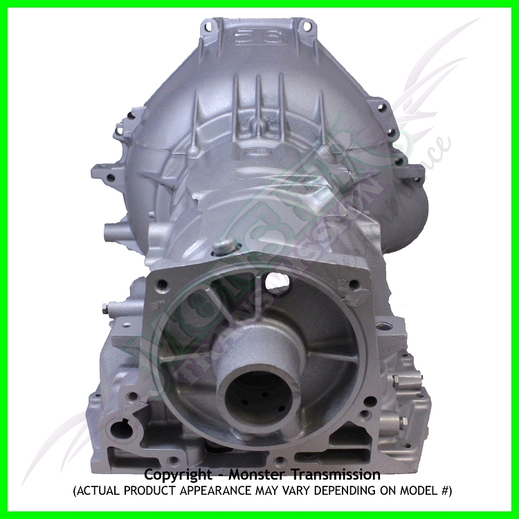 """Dodge Dynasty 1993 Transmission Transfer Case: Ford Case (AOD) (Small Cooler Line Fittings) 11/16"""" (80-93"""