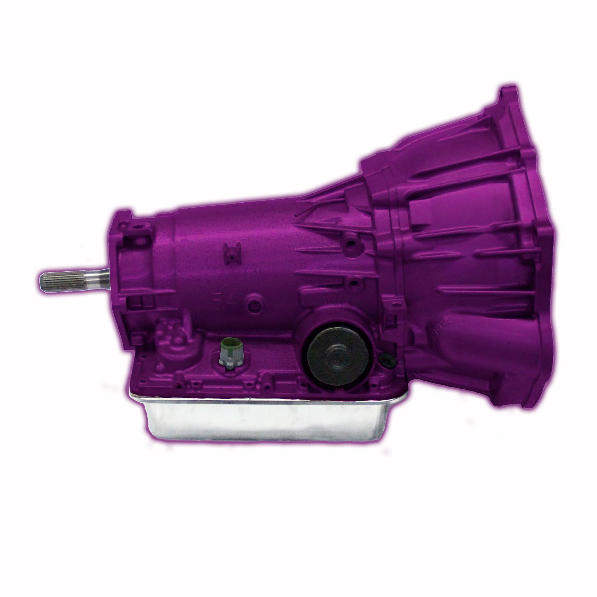 4L60E/4L65E Transmission Super Duty 4x4 Merch Purple
