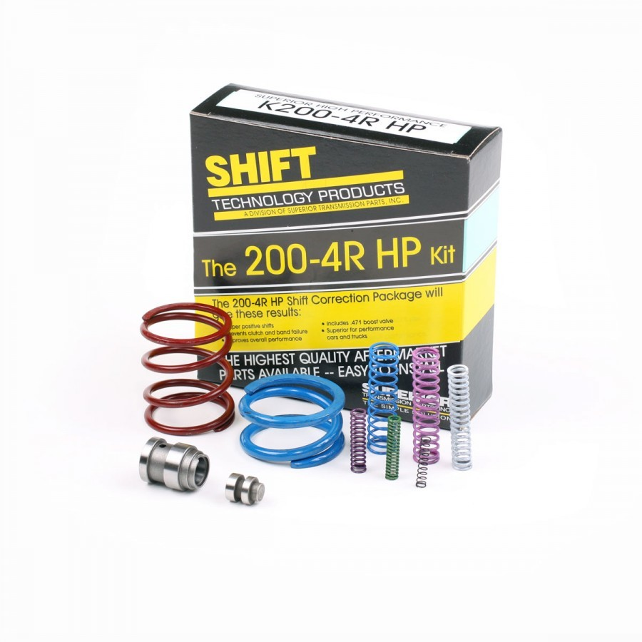 Superior 200-4R Transmission Shift Correction Package