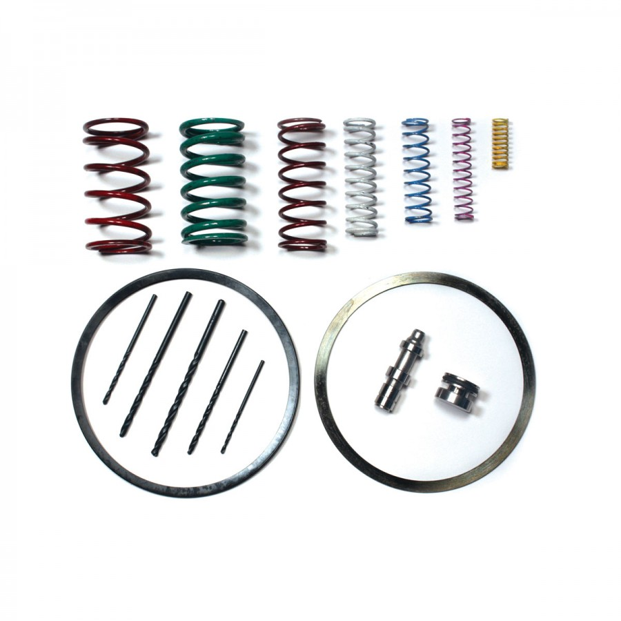 Power Stop Front /& Rear KOE15251DK Autospecialty Daily Driver Pad Drum and Shoe Kits Rotor