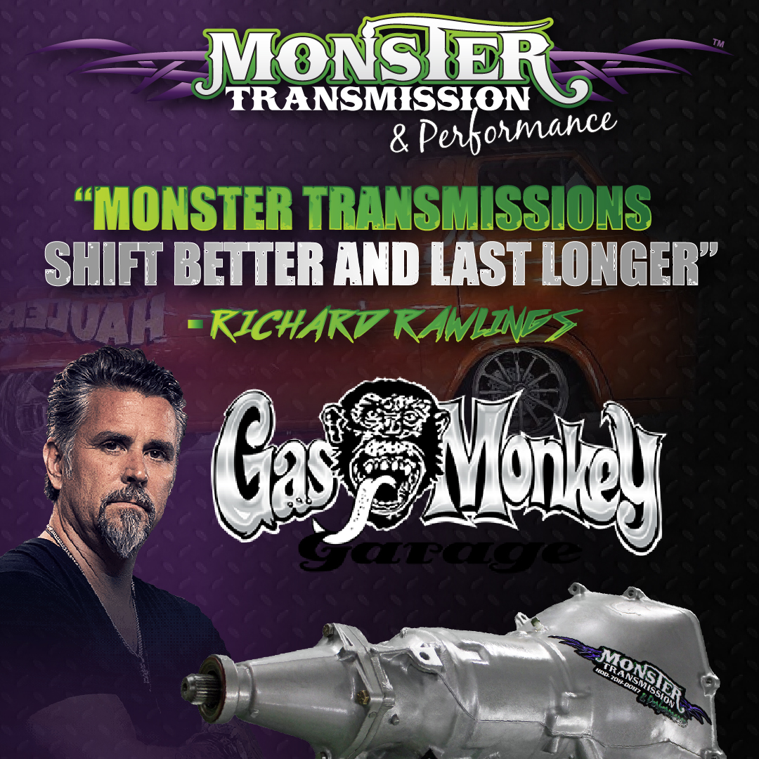 Gas Monkey Approved