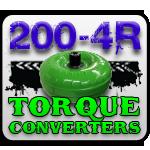 200-4R Torque Converters