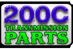 200C Transmission Parts