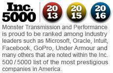 Monster Tras INC 500 / 5000