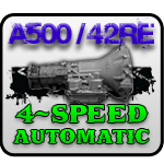 A500 / 42RE Transmission