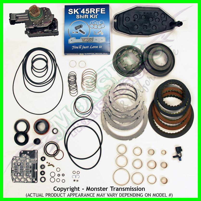 Monster transmission rebuild kit-6076