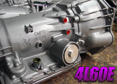 length difference between 4l60e and 4l80e