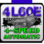 4L60E EARLY, PRE 1998