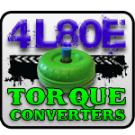 4L80E Torque Converters