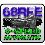 68RFE Transmission