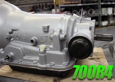700R4 Monster Transmission