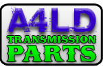 A4LD Transmission Parts