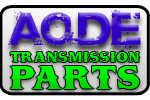 AODE Transmission Parts