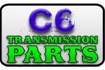 C6 Transmission Parts