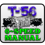 T56 MANUAL Transmission