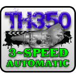Turbo 350 TH350 Transmission