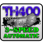 Turbo 400 TH400 Transmission