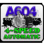 A604 Transmission