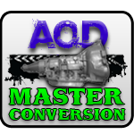 AOD Master Conversion Package