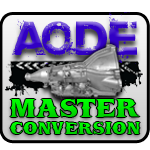 AODE Master Conversion Package
