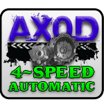 AXOD Transmission