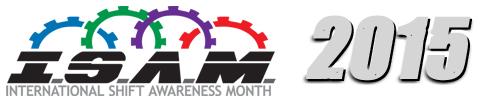 2015 International Shift Awareness Month