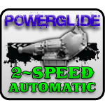 Powerglide Transmission