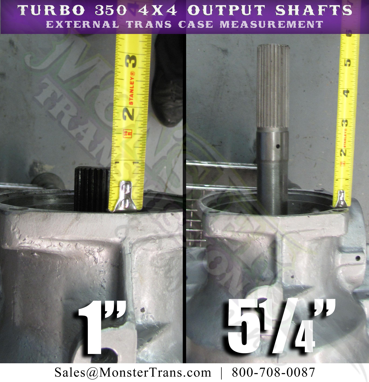 turbo-350-4x4-output-shaft-1-5-sml
