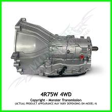 4R75E Transmission For Sale >> Heavy Duty 4R70W, 4R75W, 4R75E Transmission