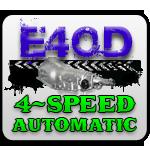 E4OD Transmission