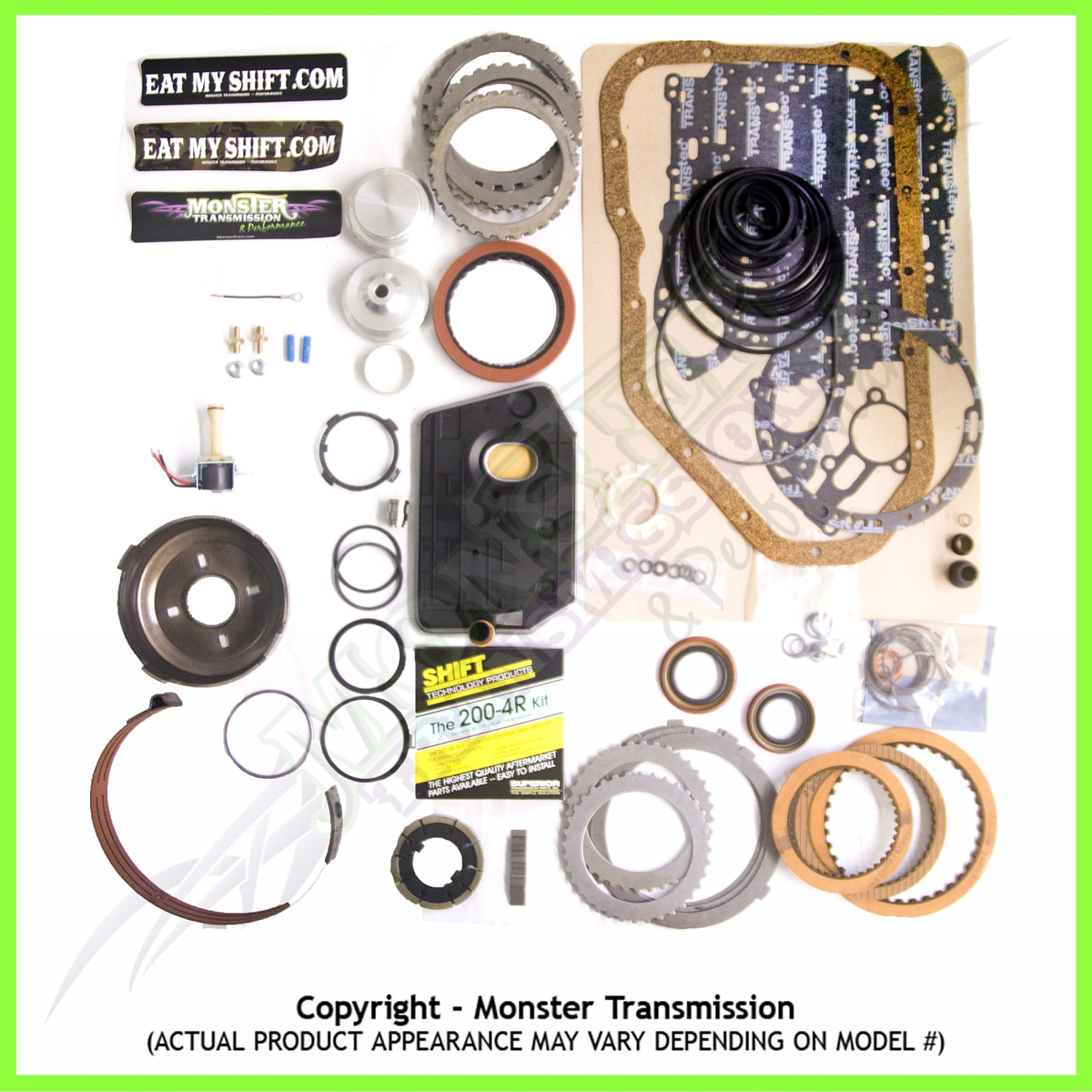 200 4r Mega Monster Transmission Complete Rebuild Kit Bmw Engine