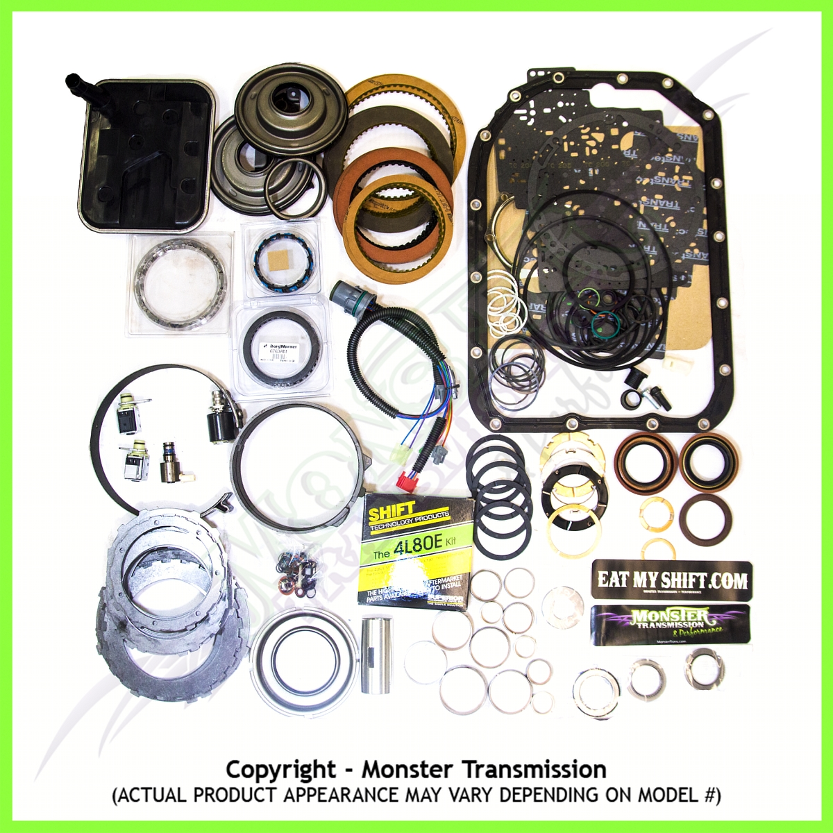 Monster transmission rebuild kit-4844