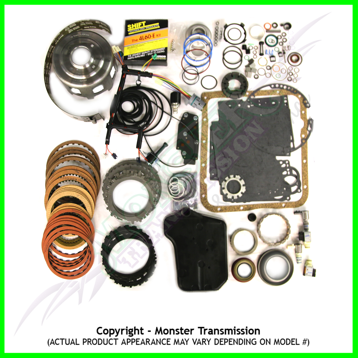 Monster transmission rebuild kit-5618
