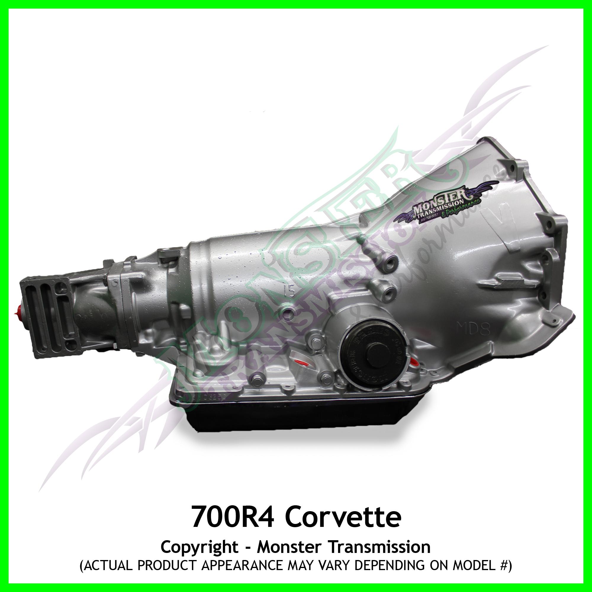 Corvette 700r4 Transmission Heavy Duty 2WD, 700r4 transmission, rebuilt 700r4  transmissions, gm 700r4 transmission, performance 700r4, 700r4