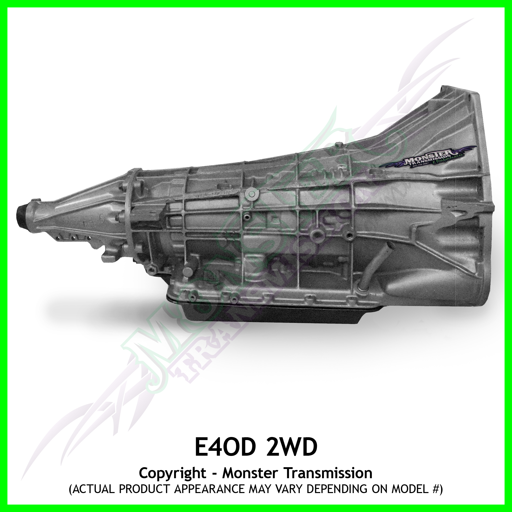 E4od Transmission Heavy Duty Gas 2wd Rebuilt. E4od Transmission Heavy Duty Gas 2wd Rebuilt Ford Truck. Ford. Sprag E40d Ford Transmission Diagram At Scoala.co
