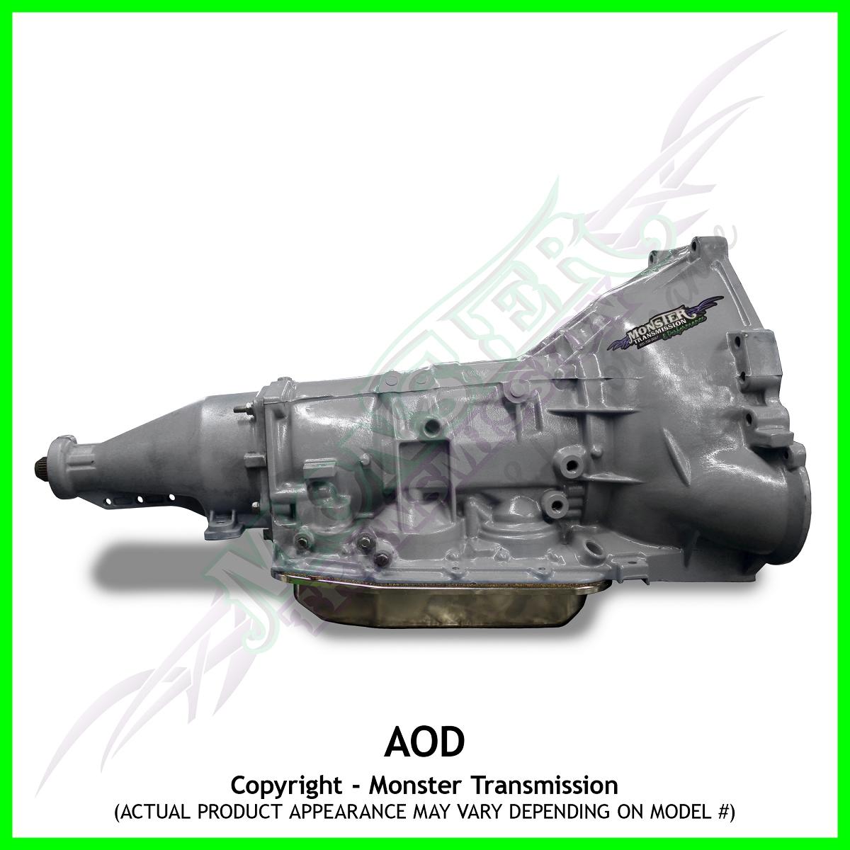 best ford aod transmission