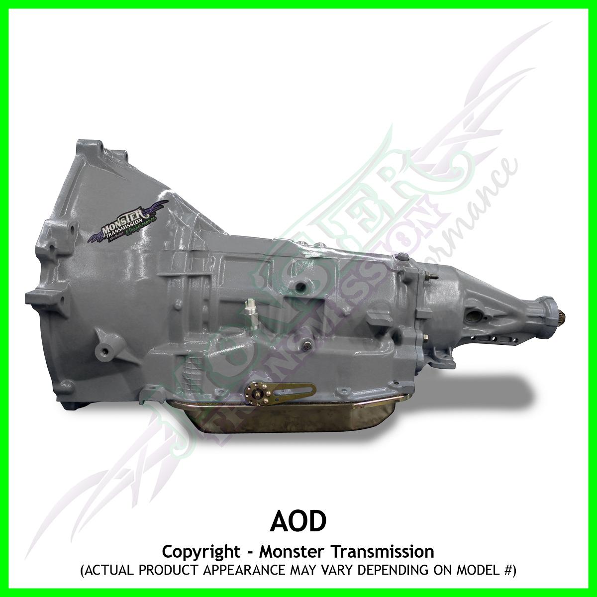 AOD High Performance Race Transmission 2WD