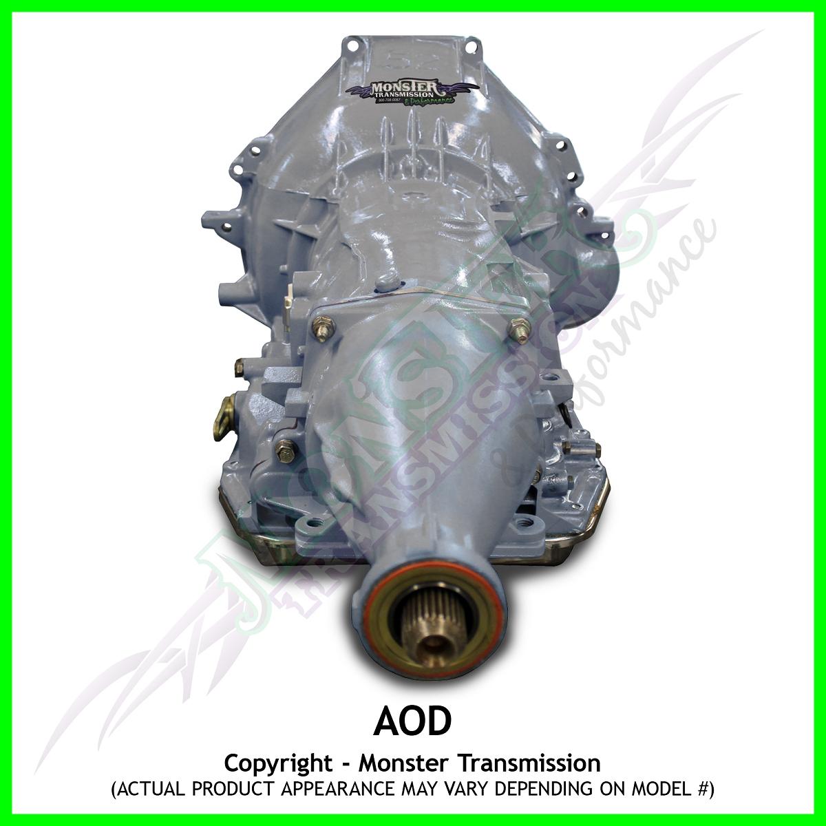 Performance built transmissions-7609