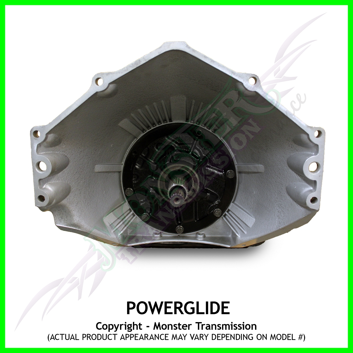 Powerglide Monster Powerglide Transmission Up To 1100hp Rebuilt