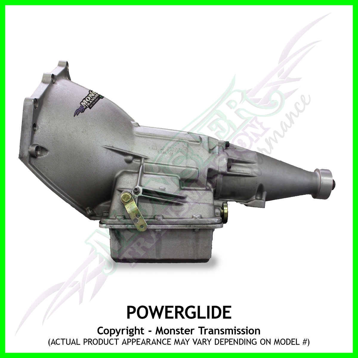Powerglide Monster Powerglide Transmission Up To 1800hp Rebuilt
