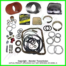 Dodge 727 SS Monster Transmission Complete Rebuild Kit