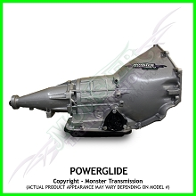 Powerglide Monster Minion Performance Transmission - Rated Up To 850hp