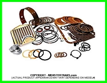 Deluxe Rebuild Kit: 700R4 Transmission 1985-1986