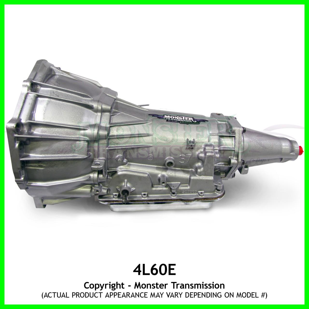 4l60e transmission remanufactured heavy duty performance 2pc case 2wd rh monstertransmission com GM 4L85E GM 4L80E Transmission