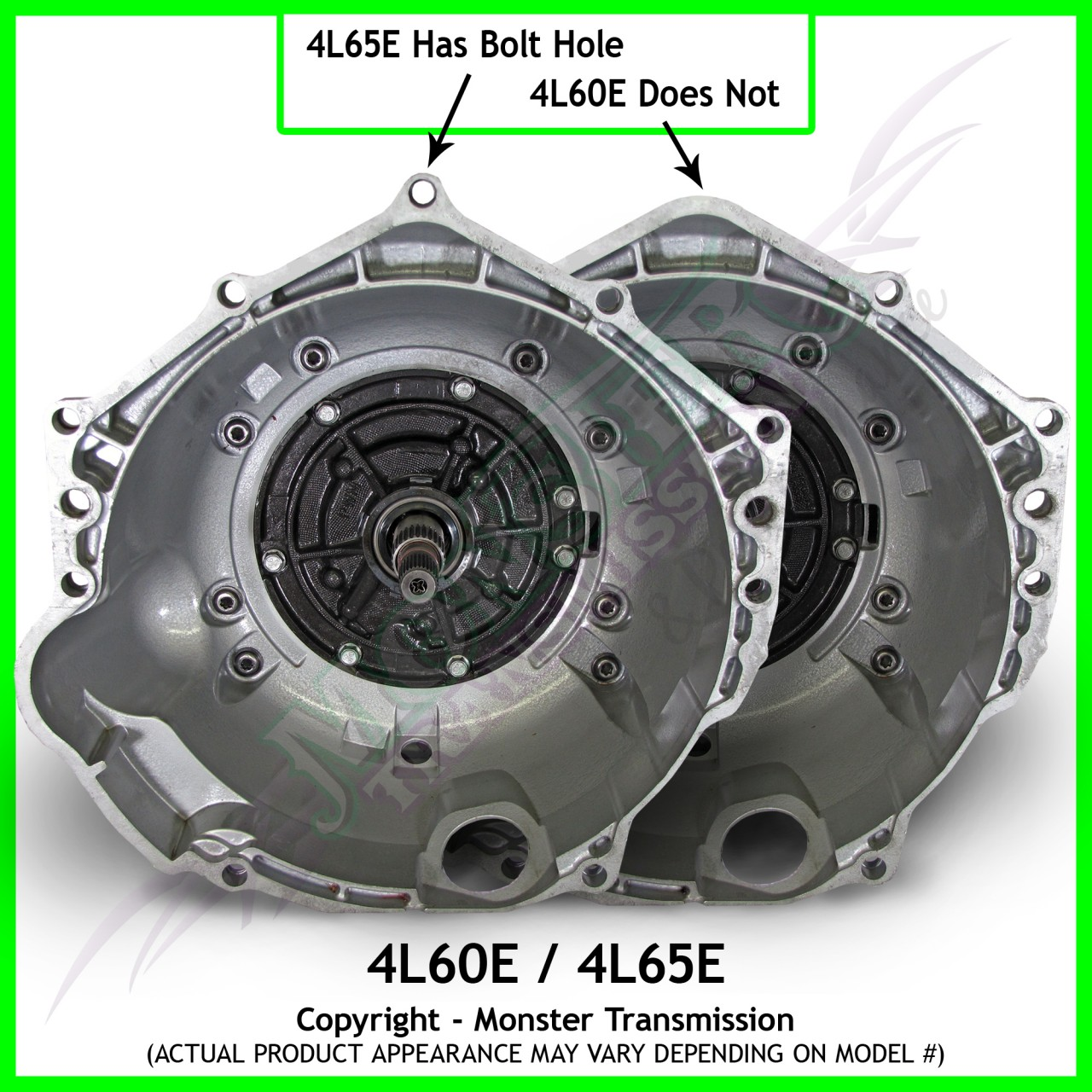 Ford Engines For Sale >> 4L60E 4L65E Transmission Remanufactured Mild 4.8 5.3 LS1 6.0L 2WD, 4L65E transmission, 4L65e ...