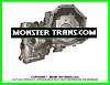 AX4S Transmission Remanufactured 2WD
