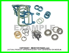 FORD BW-4404 TRANSFER CASE MASTER REBUILD KIT 1996-98