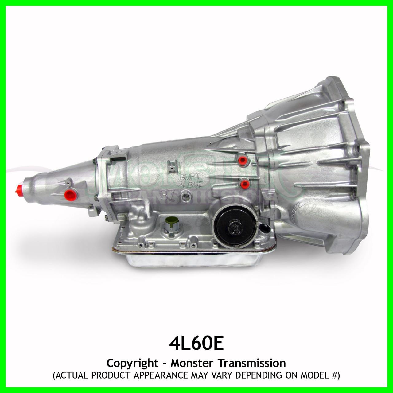 Dodge Dynasty 1993 Transmission Transfer Case: 4L60E Transmission High Performance Race Transmission 2pc